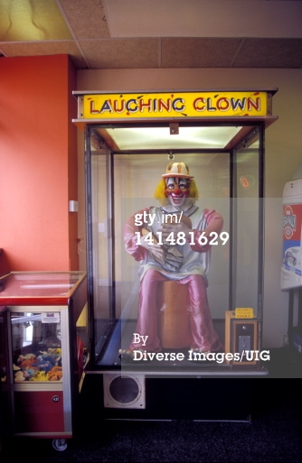 Wanted Laughing Clown Pinball Info