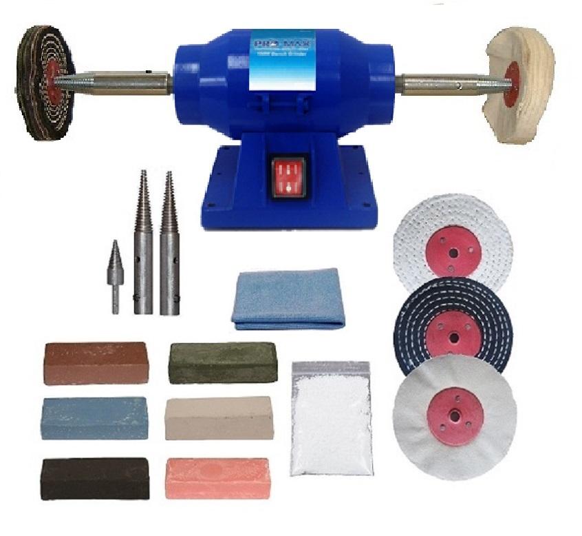 Bench Grinder Polishing Kit Incline Bench Press