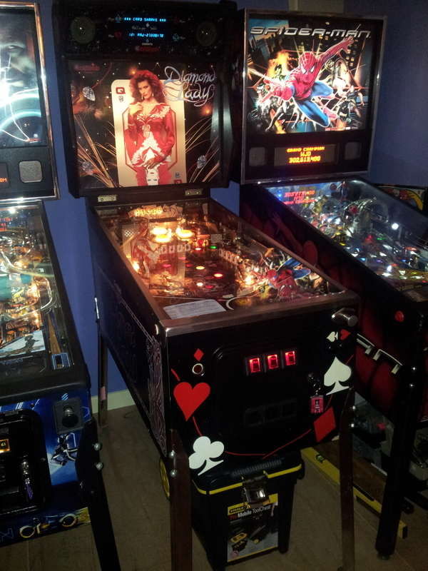 no longer available gottlieb diamond lady pinball info rh pinballinfo com Gottlieb Pinball Machine Troubleshooting D Gottlieb Pinball Machines