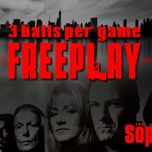 Sopranos Freeplay Card